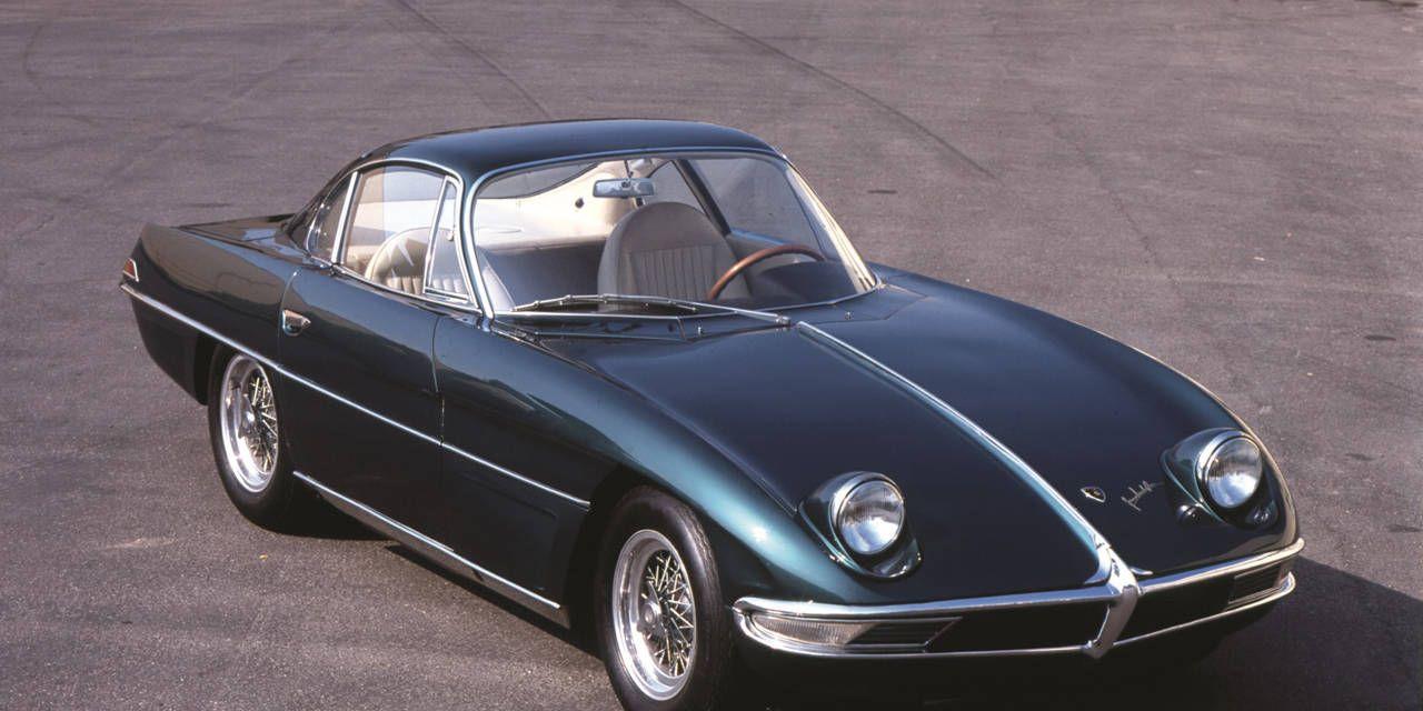 Lamborghini Veneno & 350 GTV