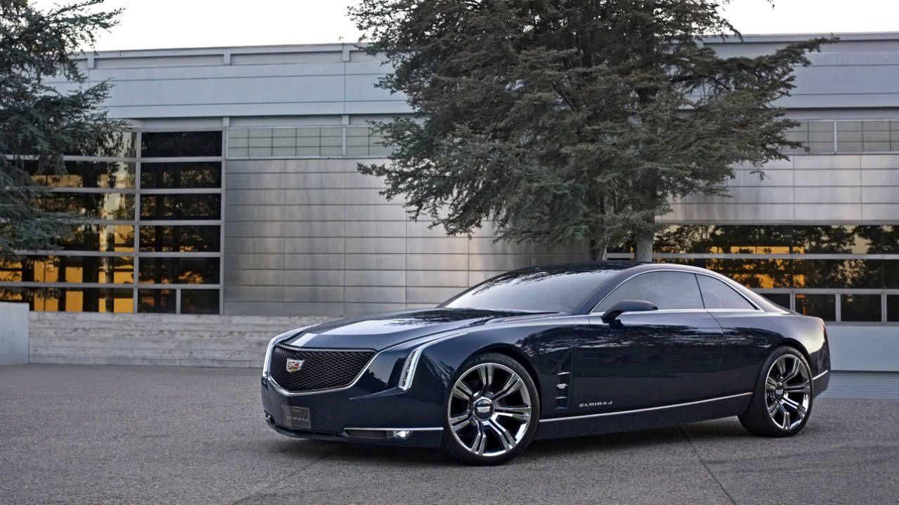 Cadillac Elmiraj concept looms large at Pebble Beach