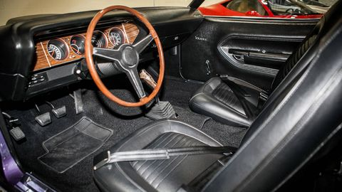 1970 Plymouth Hemi Cuda Auction  Hemi Barracuda at Russo and