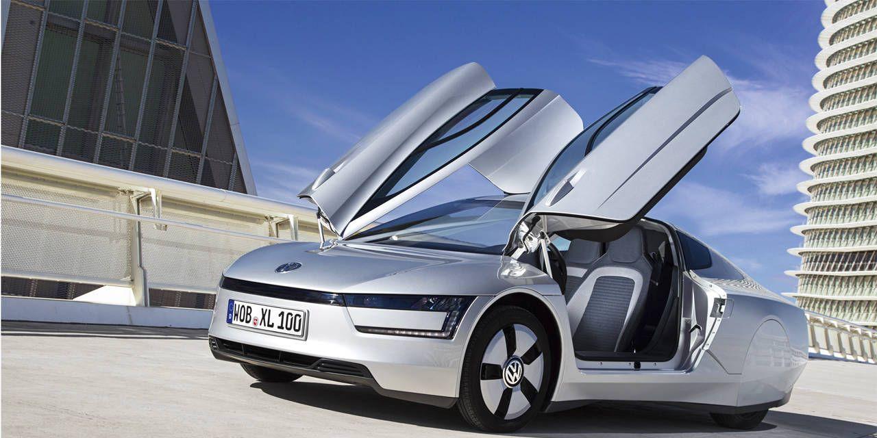 Road Tests: 2014 Volkswagen XL1