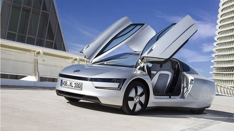 Land vehicle, Vehicle, Car, Automotive design, Volkswagen 1-litre car, Motor vehicle, Concept car, Personal luxury car, Volkswagen, Automotive wheel system,