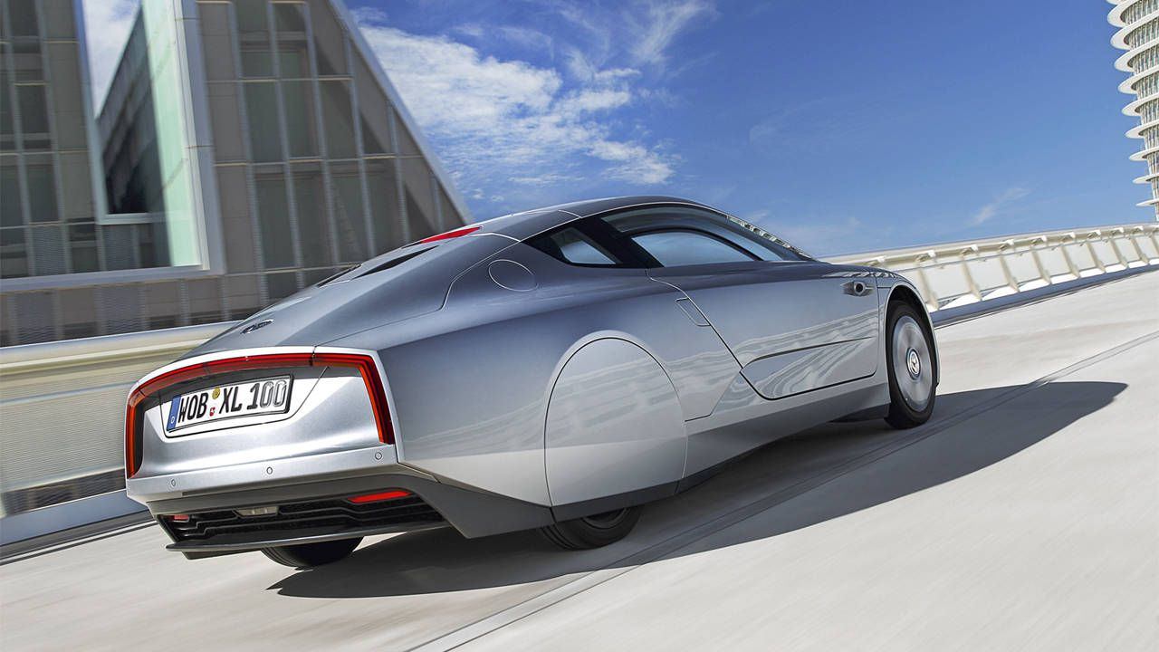 Volkswagen Xl1 Powered By Ducati News