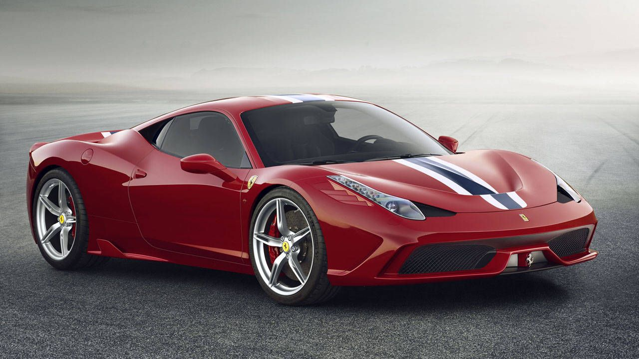 The Ferrari 458 Speciale is exactly that