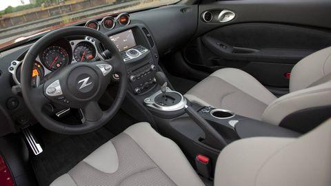 2014 Nissan 370z Roadster Nissan 370z Roadster First Drive
