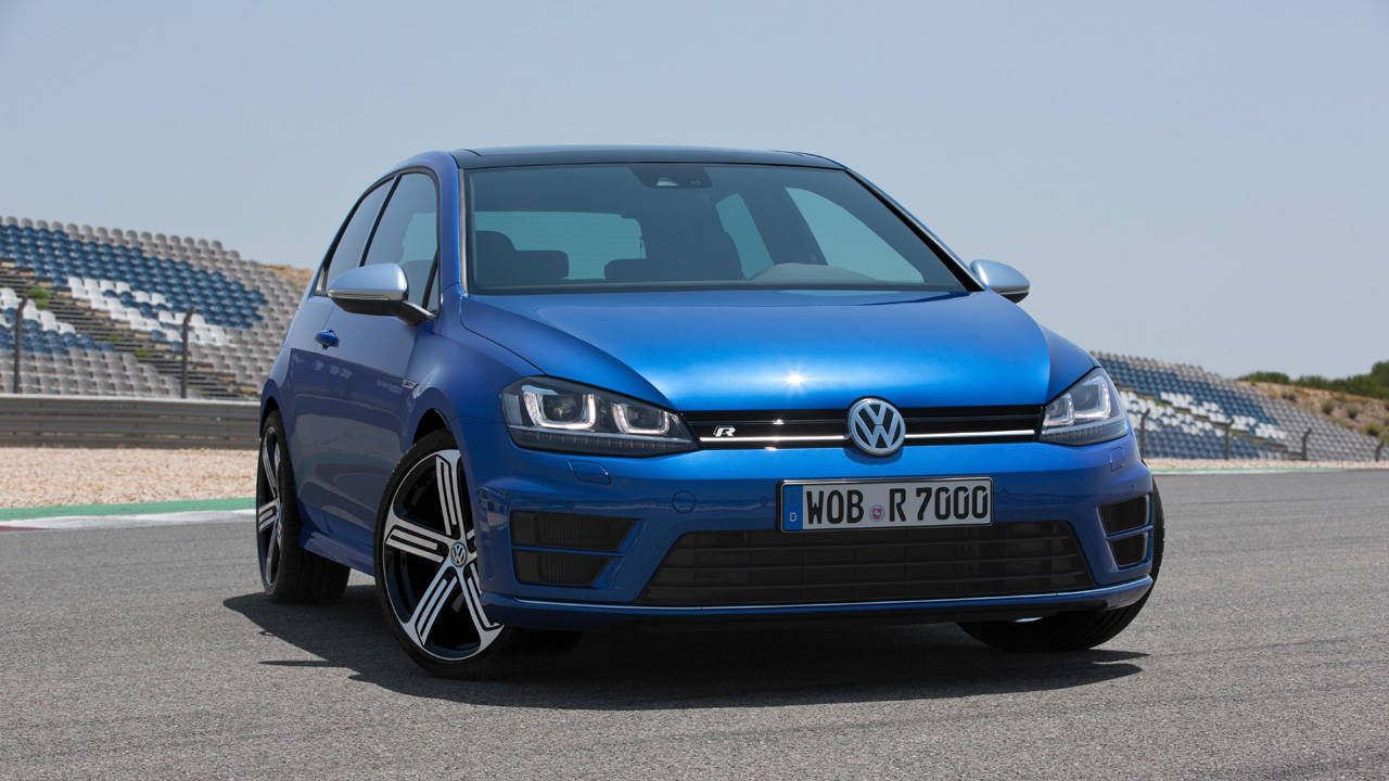 2014 Golf R gets an extra 30 hp, does 60 mph in under five seconds