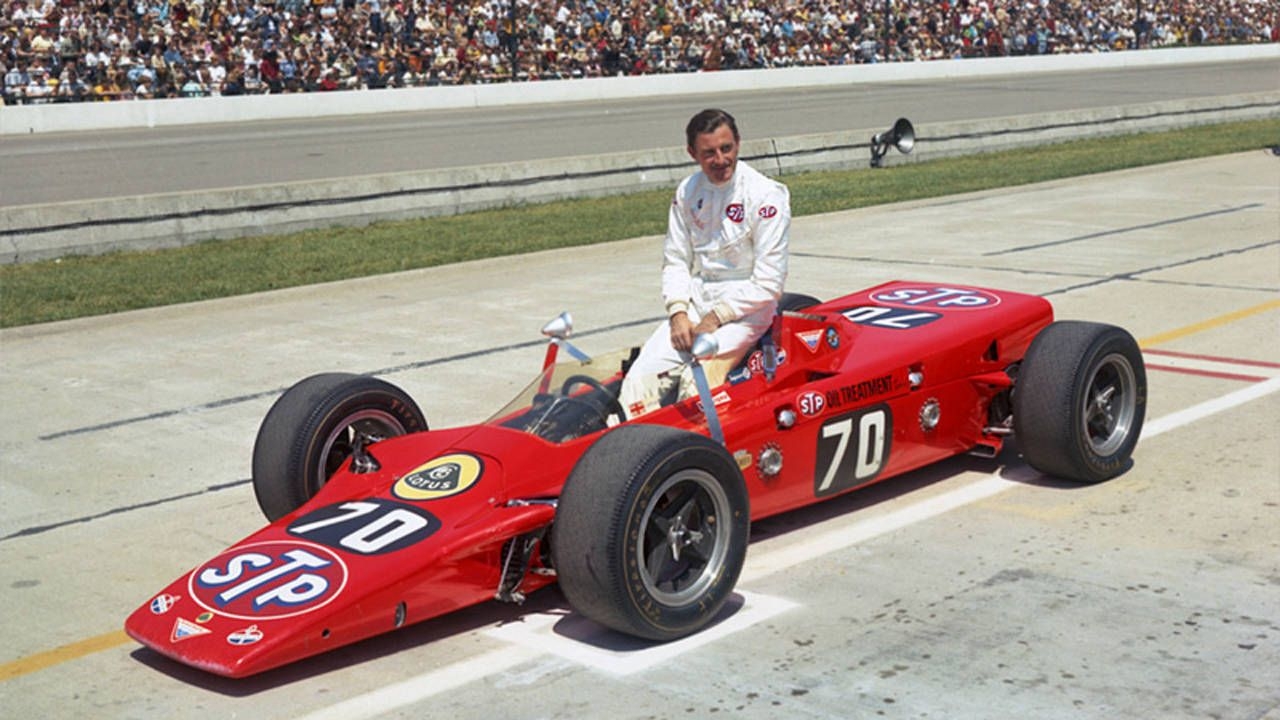 STP Turbine Cars of the Indy 500 - Petrolicious Feature