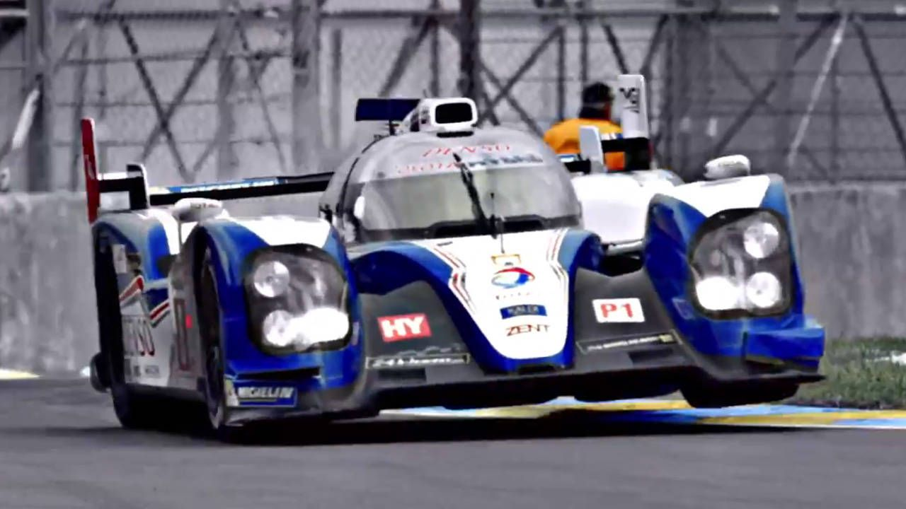 Watch the Toyota 24 Hours of Le Mans short film