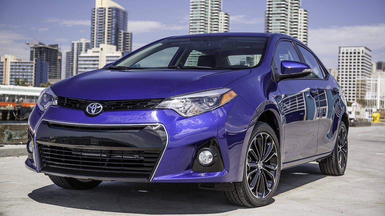 First Drive: 2014 Toyota Corolla S