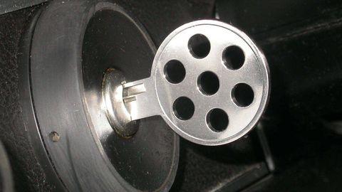 Product, Rim, Plumbing fixture, Metal, Circle, Grey, Alloy wheel, Steel, Composite material, Drain,