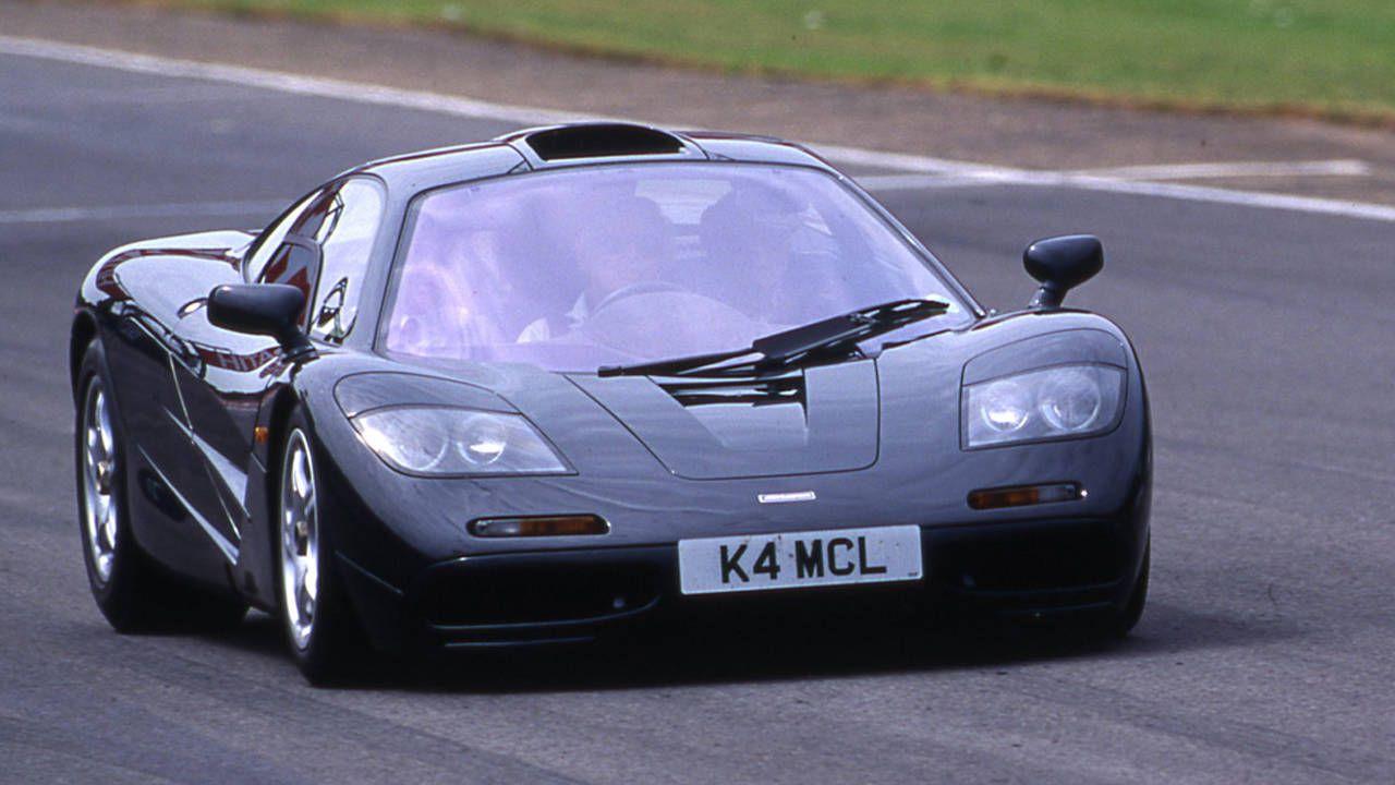 1994 McLaren F1: First Drive Flashback