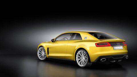 Tire, Motor vehicle, Wheel, Mode of transport, Automotive design, Yellow, Transport, Vehicle, Automotive exterior, Car,