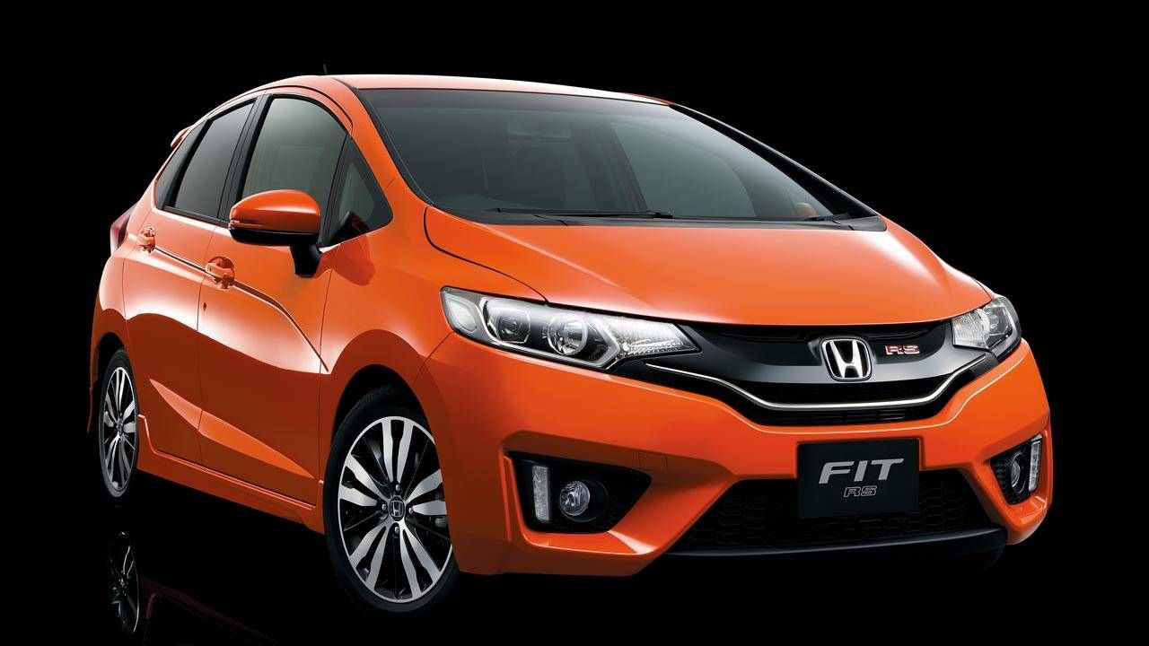Behold the 2014 Honda Fit