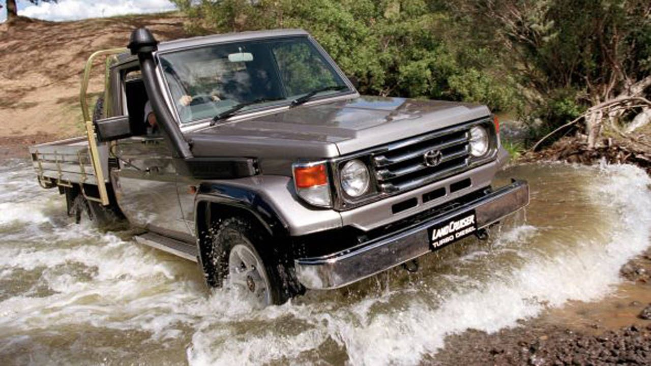 A history of the legendary Toyota Land Cruiser