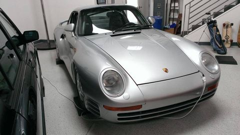 Porsche 959 For Sale >> Porsche 959 For Auction Ebay Canepa Design 959 For Sale