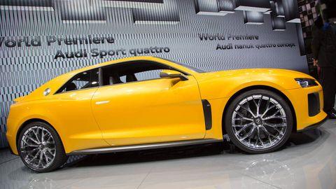 Tire, Wheel, Automotive design, Vehicle, Yellow, Automotive tire, Land vehicle, Rim, Performance car, Automotive wheel system,