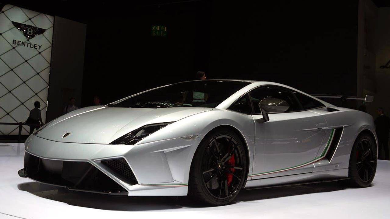 The Lamborghini Gallardo Squadra Corse is fantastically uncivilized
