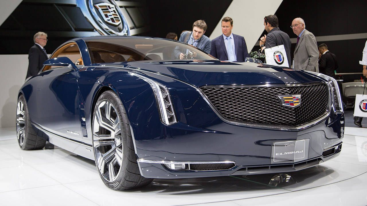 Cadillac will intro Super Cruise in 2017 flagship, V2V in CTS