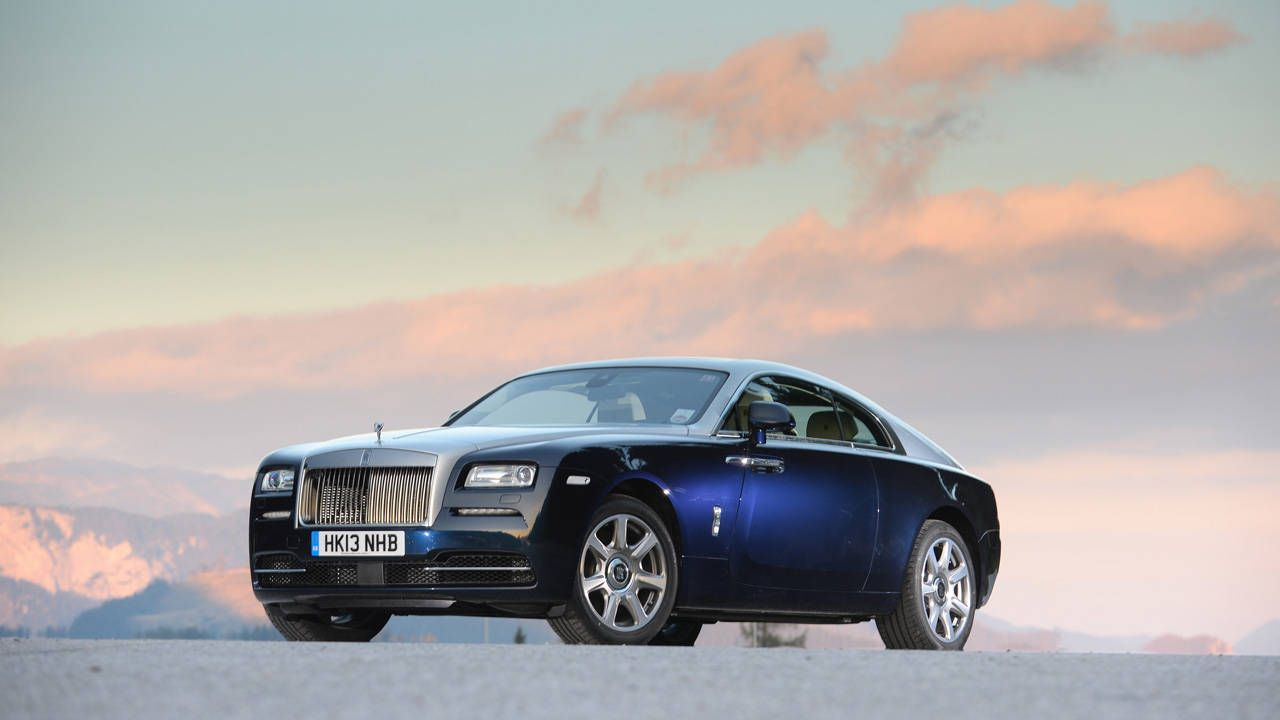 A convertible Rolls-Royce Wraith is coming in 2016