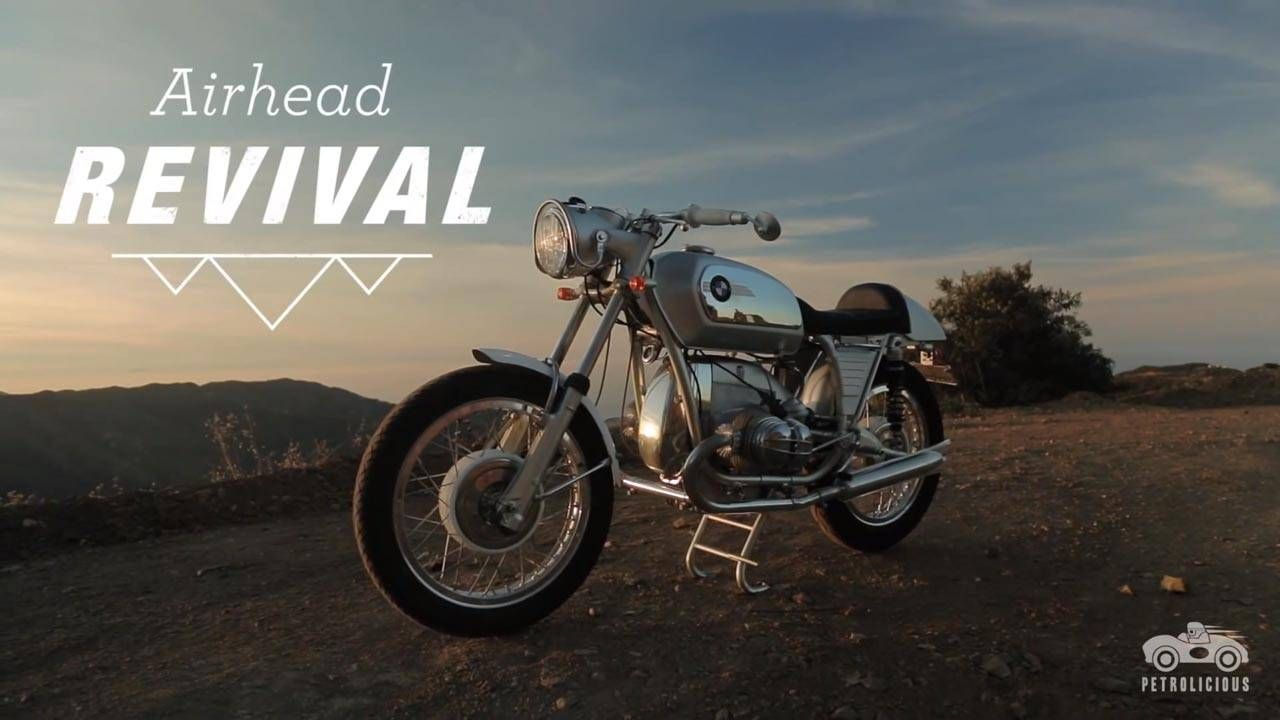 One man's two-year adventure restoring a 1973 BMW Airhead