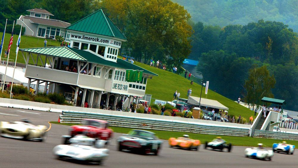 Lime Rock Park Jilted By United SportsCar