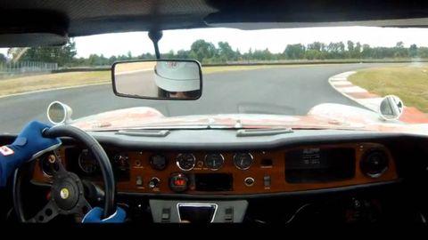 Motor vehicle, Automotive mirror, Mode of transport, Vehicle, Steering part, Automotive design, Road, Transport, Glass, Steering wheel,