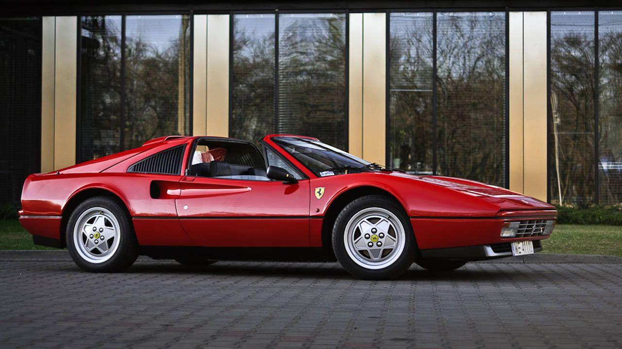Slideshow: Ferrari 328 GTS