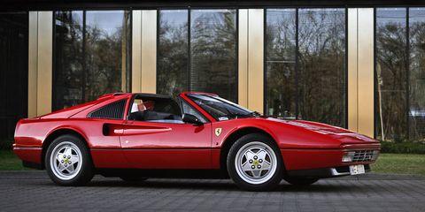 Ferrari 328 Gts Photos R T Classic Car Slideshow
