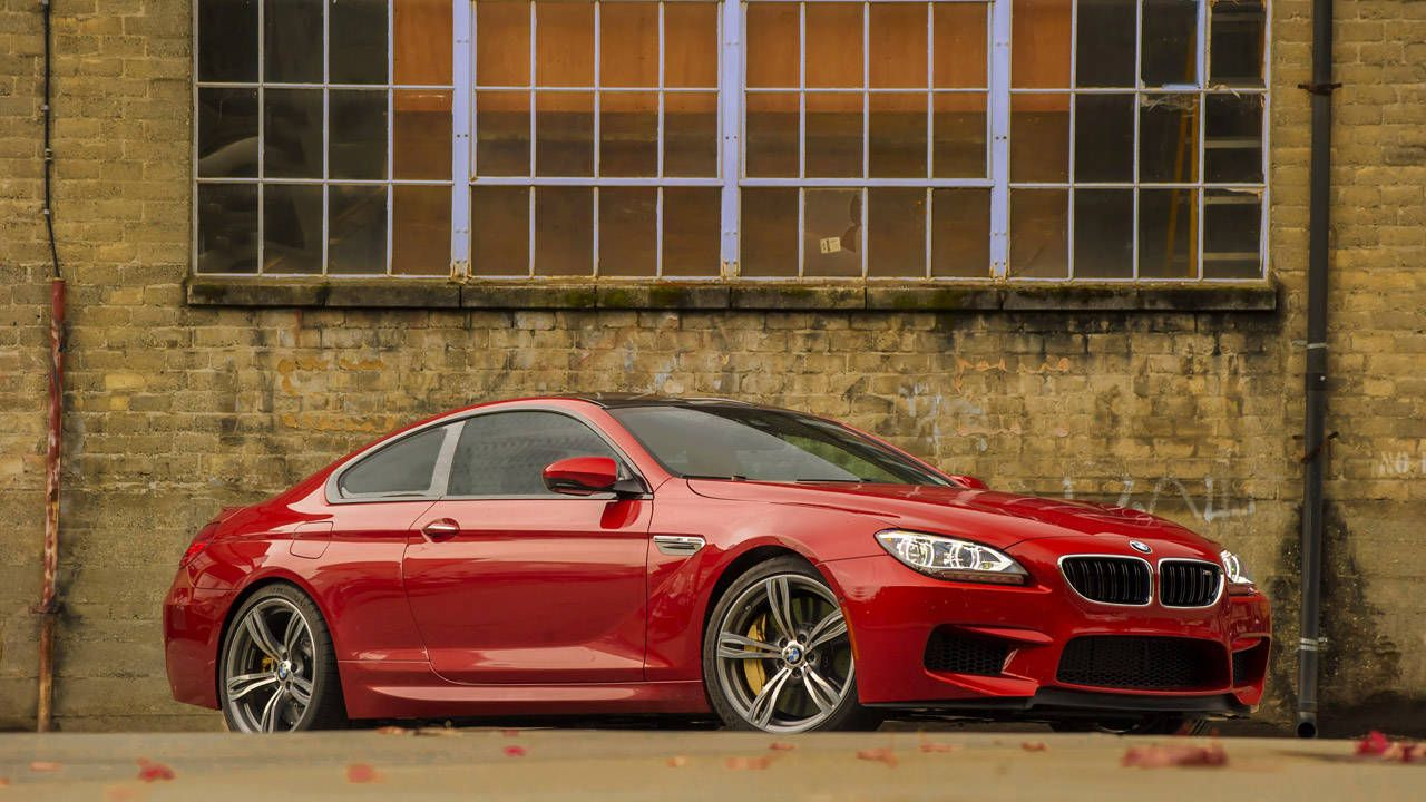 First Drive: BMW M5 and M6 Competition Package