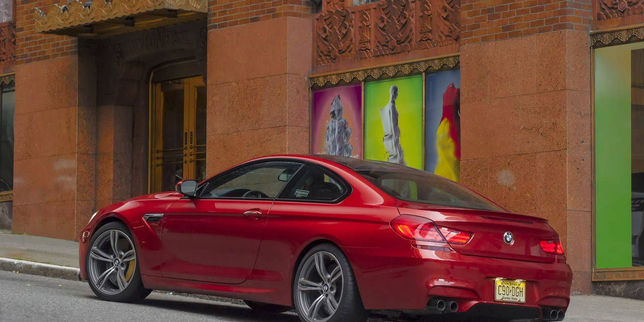 Slideshow: 2014 BMW M6 Competition Pack