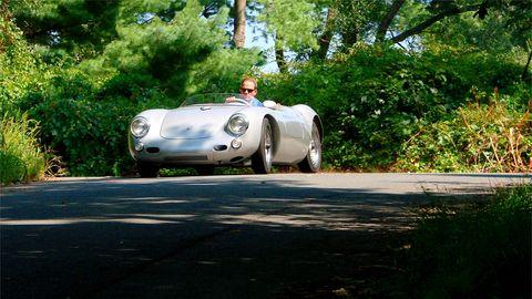 Headlamp, Classic car, Car, Automotive lighting, Race car, Sports car, Windshield, Performance car, Coupé, Classic,