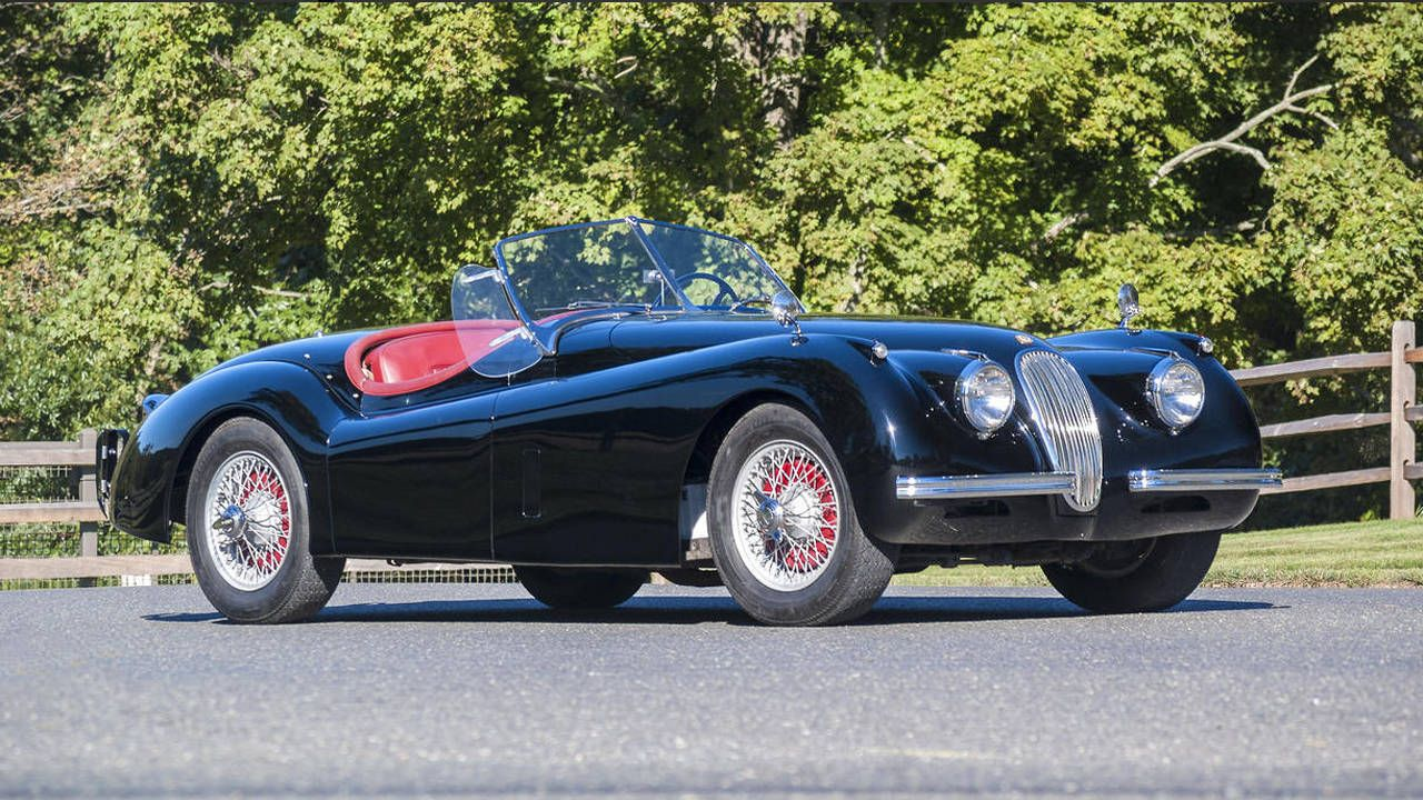 Drive a D-Type, XKSS, or other classic Jag for under $500