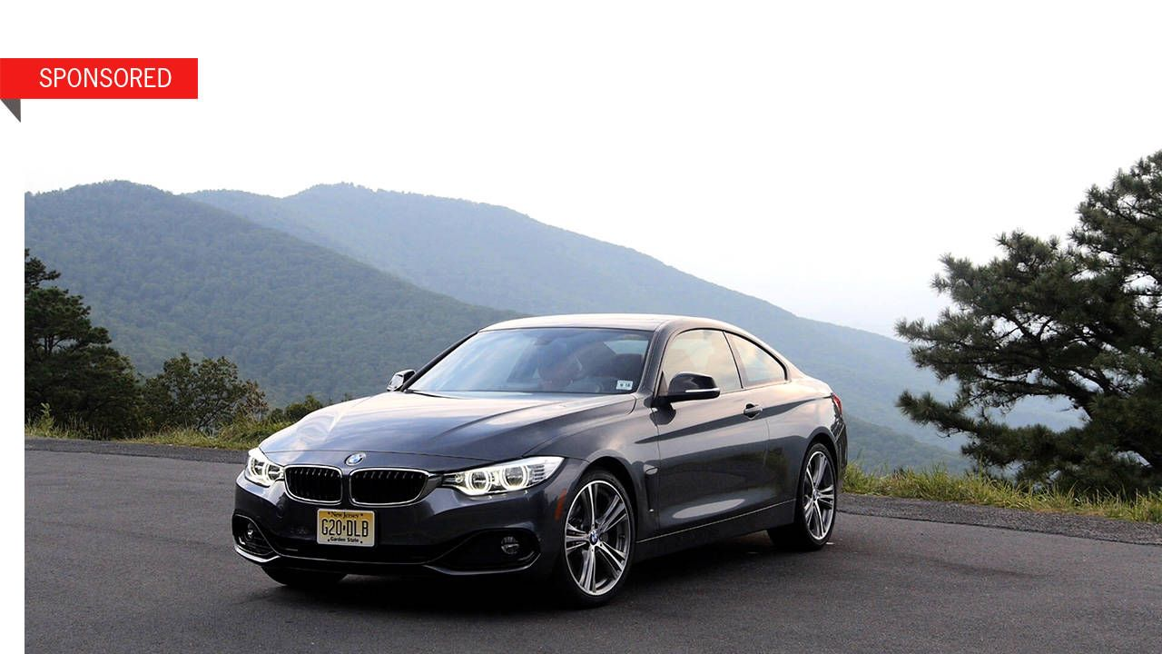 """BMW's """"Destination: Un4gettable."""" Behind the Wheel of the All-New BMW 4 Series"""