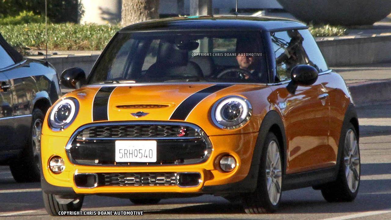 New Mini Cooper S spied undisguised, plus bonus engine specs