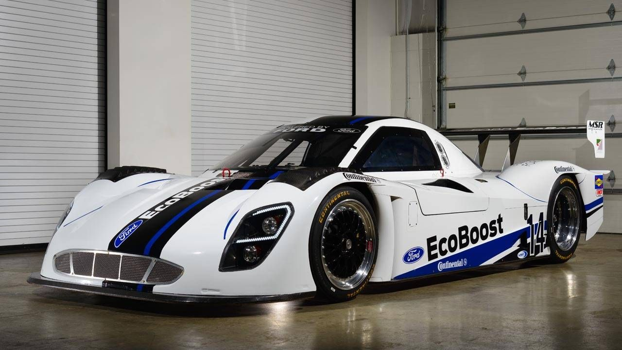 Ford is taking the EcoBoost racing at Daytona