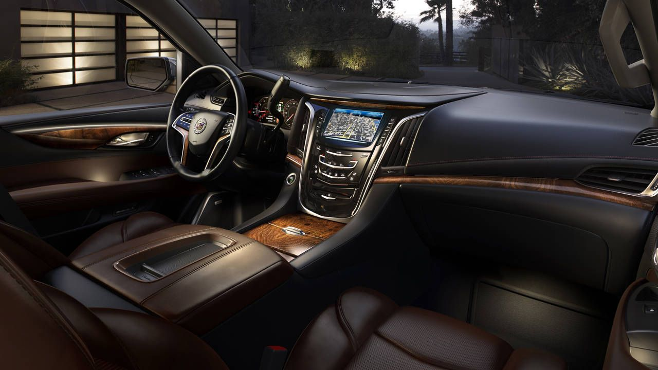 2015 Cadillac Escalade Interior New Cars