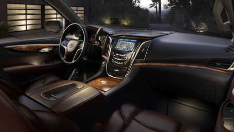 2015 Cadillac Escalade Interior New Cars