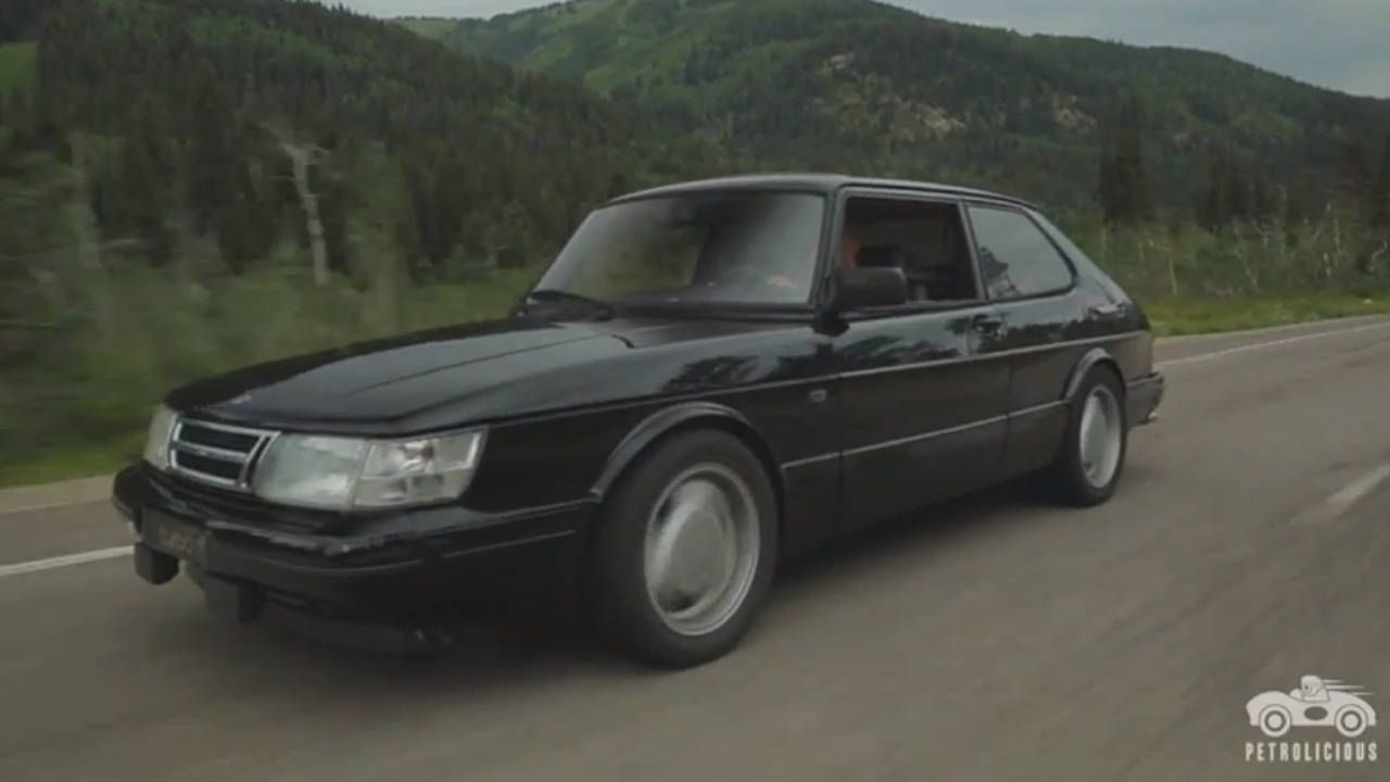 The Saab 900 is built to last