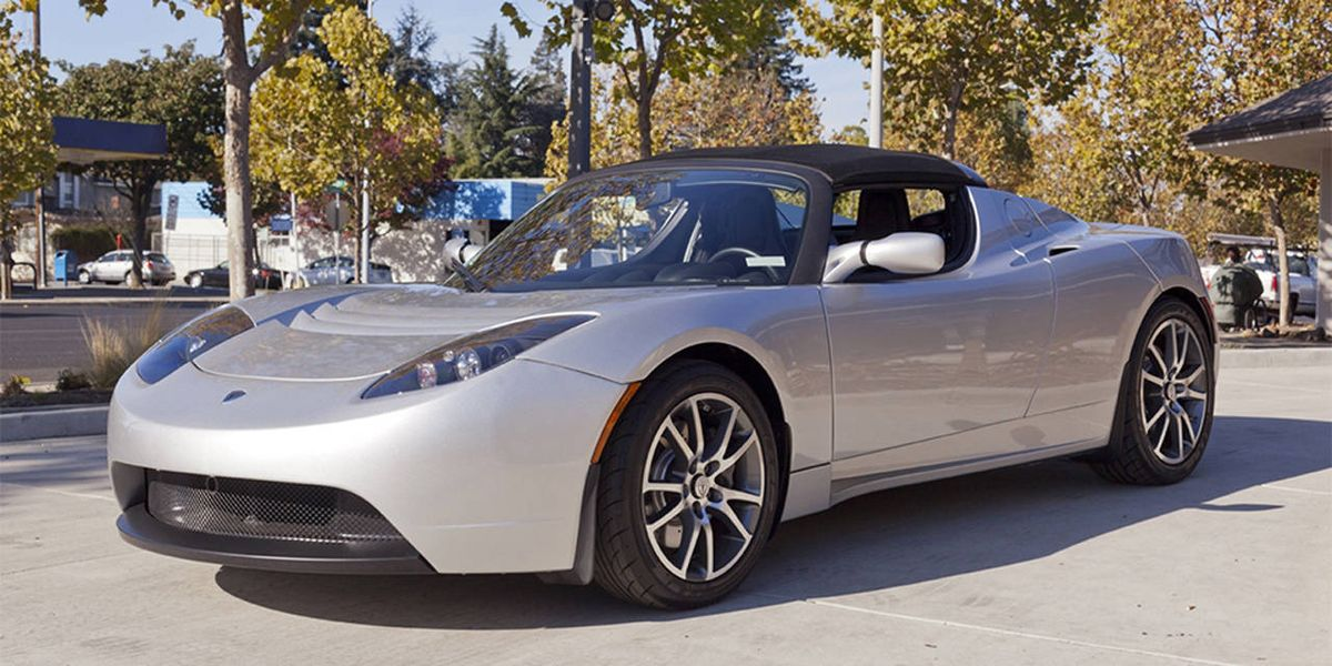 Used Tesla Roadster and a Handheld Hydrogen Charger - Buy ...