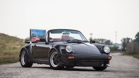 1984 Ruf 930 Turbo Cabriolet Classic Cars