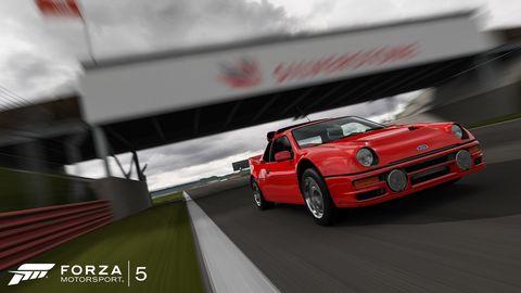 forza 5 motorsport cars