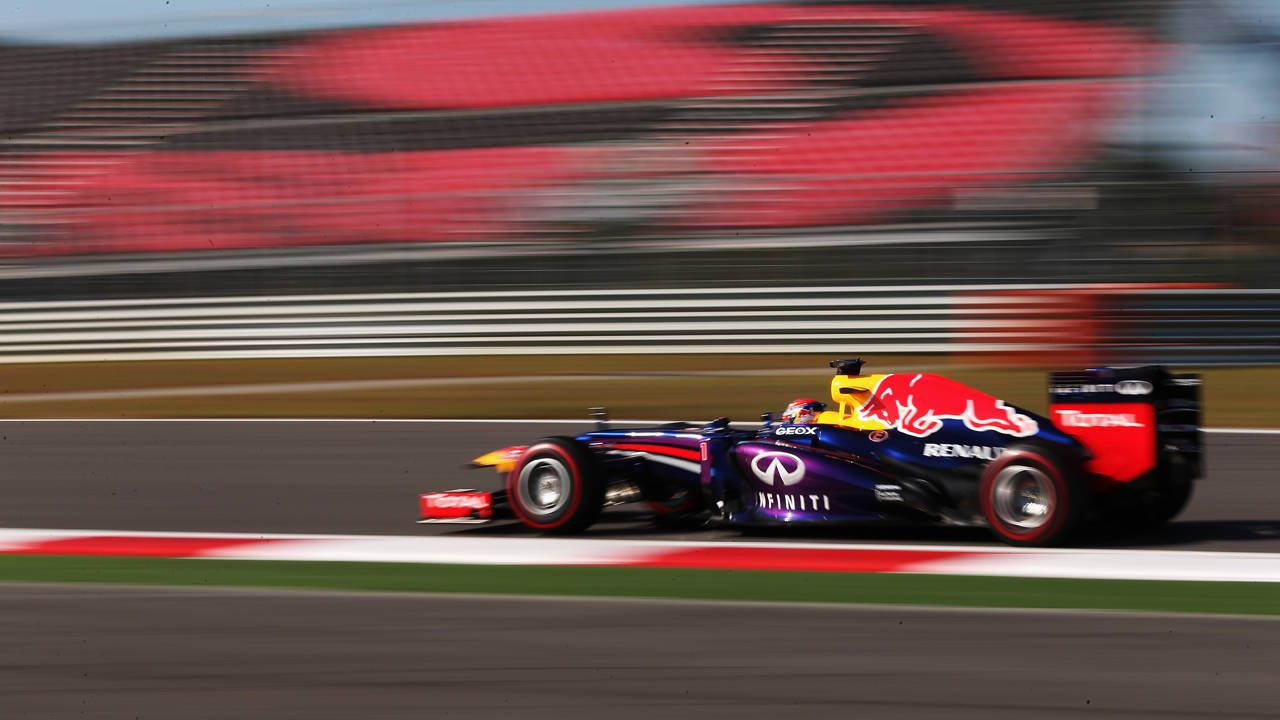 Is Red Bull using a secret, illegal traction control system?