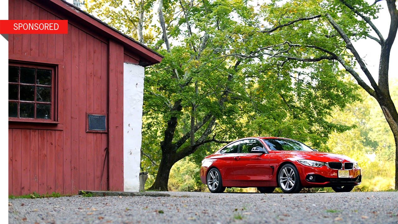 "BMW's ""Destination: Un4gettable"" introduces the all-new 4 Series"