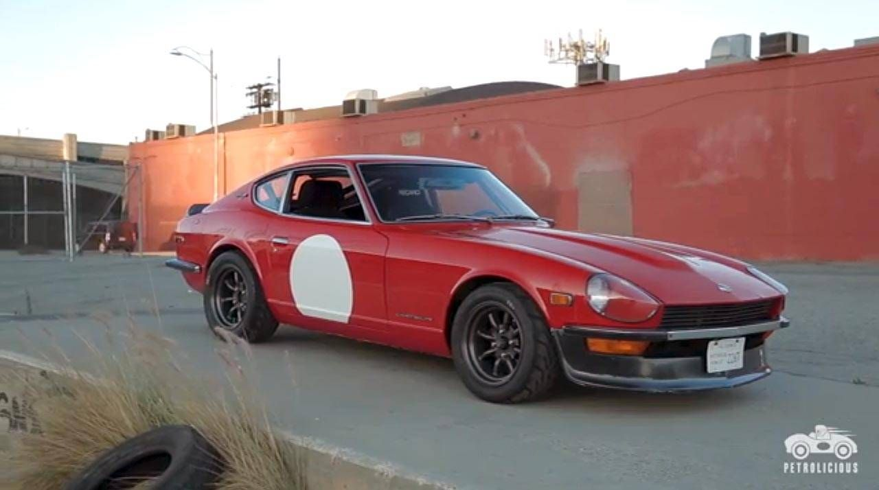 Worksheet. Datsun 240Z Modified Petrolicious Video  Car Videos