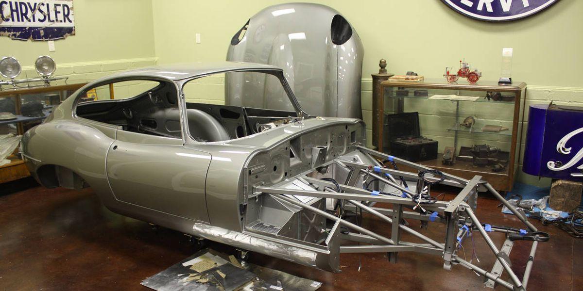 Young Jaguar Restorer Is Passionate About Classics - Classic Cars