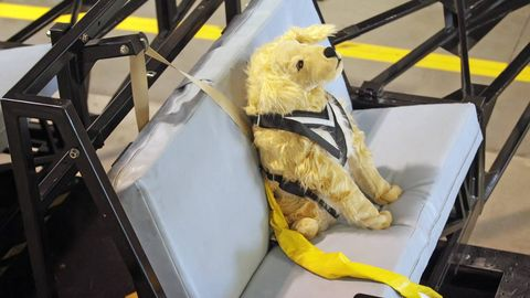 Yellow, Stuffed toy, Toy, Teddy bear, Plush, Baby toys, Bear, Steel,