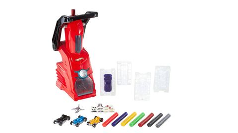 Carmine, Plastic, Writing implement, Machine,