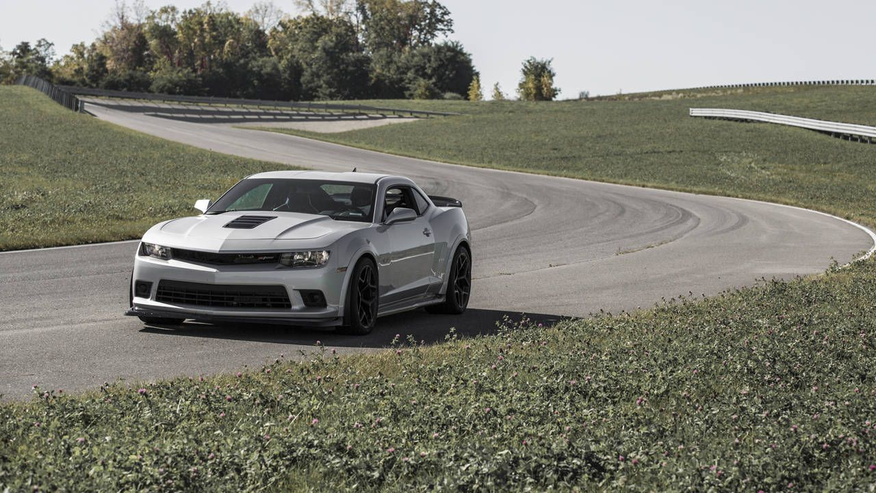 The 2014 Z/28 Camaro is faster than a Murcielago around the Nurburgring