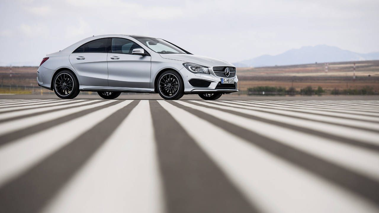 Road Test: 2014 Mercedes-Benz CLA250