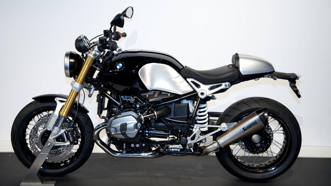 BMW R nineT marks 90 years of BMW Motorrad