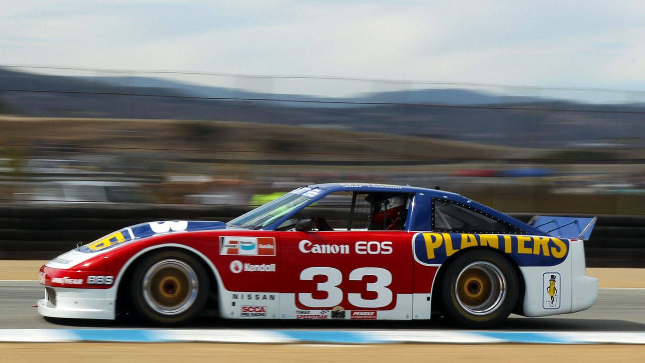 Why Adam Carolla loves Paul Newman's old Datsun race cars